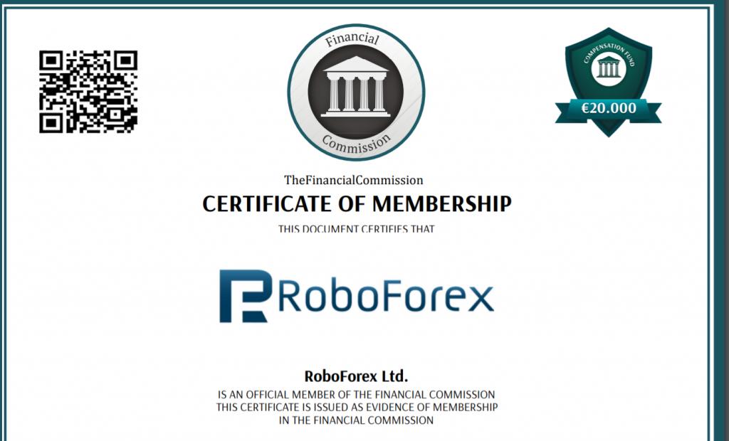 RoboForex Regulation